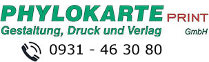 Phylokarte Print GmbH Logo
